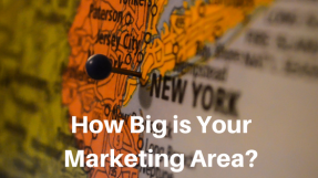 How Big is Your Marketing Area-