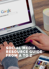 SOCIAL MEDIA RESOURCE GUIDE FROM A TO Z (Work Book)