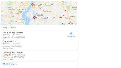 tree service in salem county nj Google Search