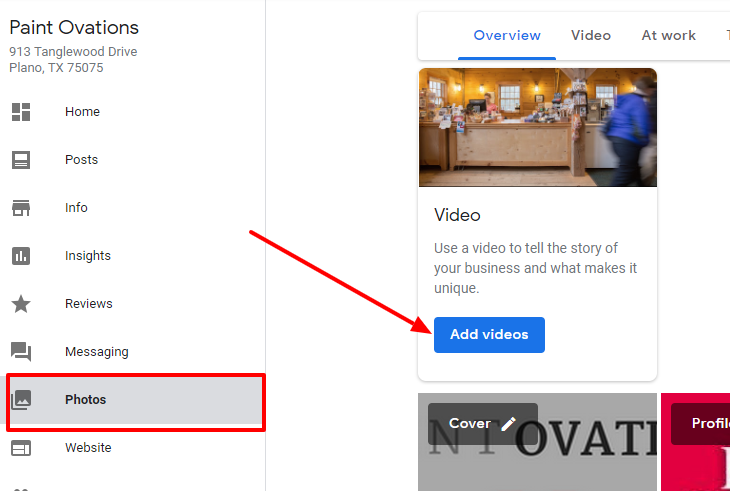 How to Add Video to Google My Business