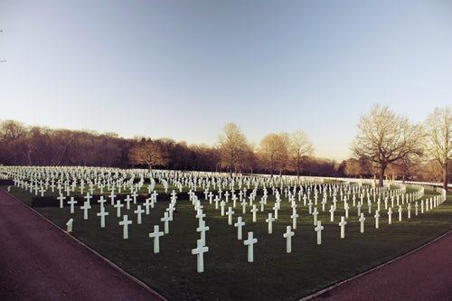 Veterans Graves