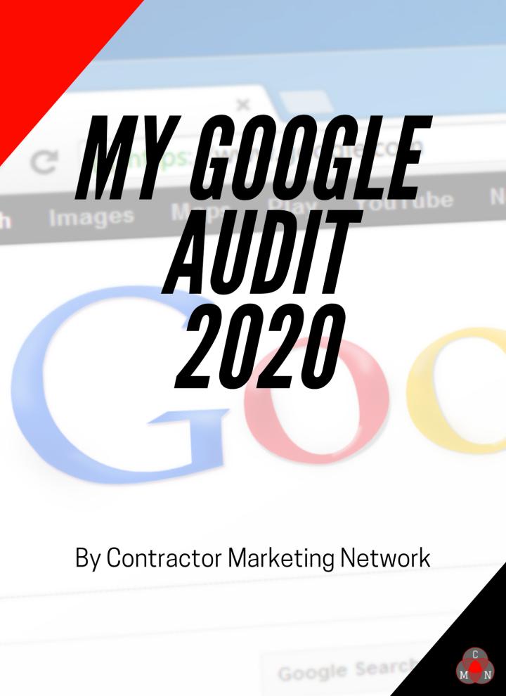 Google Marketing Report